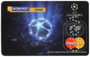 MasterCard, Kreditkarte, Bankkarte
