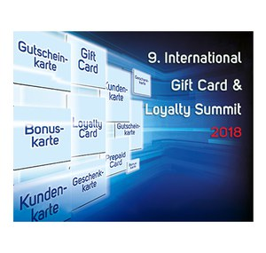 9. International Gift Card & Loyalty Summit 2018
