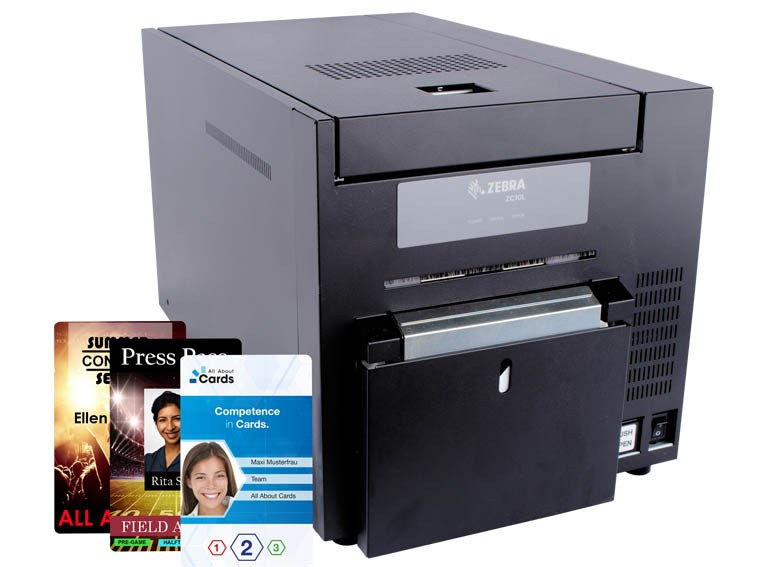 Zebra ZC10L XXL-Kartendrucker