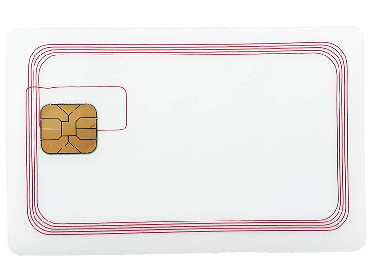 Hybridkarten - Steigerung der Funktionalität dank mehrerer Speicherkarten