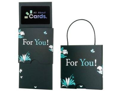 Verpackungen für Plastikkarten: Kartentäschchen