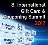 8. International Gift Card & Couponing Summit 2017