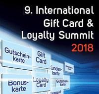 9. International Gift Card & Loyalty Summit 2018