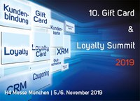 10. Gift Card & Loyalty Summit 2019