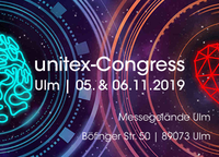 the unitex-Congress - 05th and 06th of November 2019