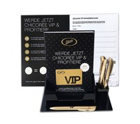 Best Practice Chicorée VIP loyalty cards and gift cards project