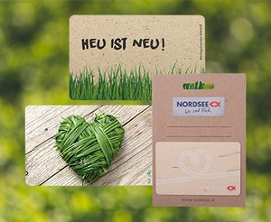 Eco-friendly cards & card suppliers - more than just a trend!