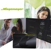 Best Practice Hagemeyer Customer card concept