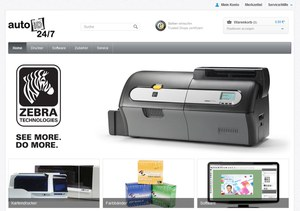 Our new online shop: auto-iD 24/7