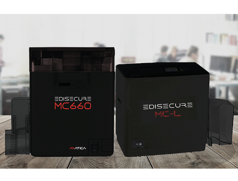 Smart, efficient and secure: Matica presents new card printer EDIsecure™ MC660