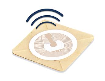 RFID-Etiketten für Produktkennzeichnung, Warenfluss und Ortung
