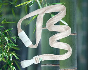 Bamboo-Lanyards for plastic cards