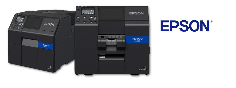 Banner Epson ColorWorks C6000