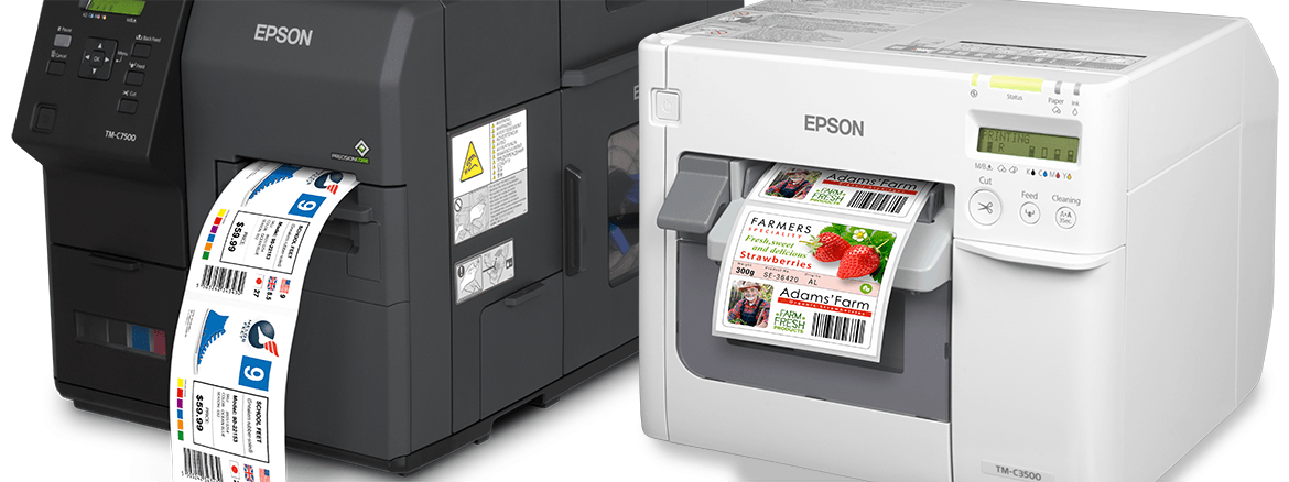 Epson Colorworks Ticketdrucker