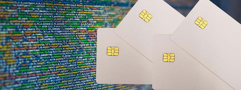kontaktbehaftete Chipkarten Banner