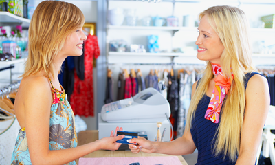 Use plastic cards for customer loyalty!
