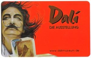 Museumskarte Dali