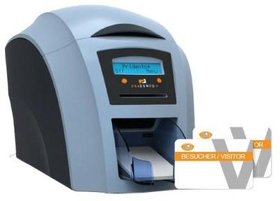 "card printer for Pridento VMS ""PVC PRO"""