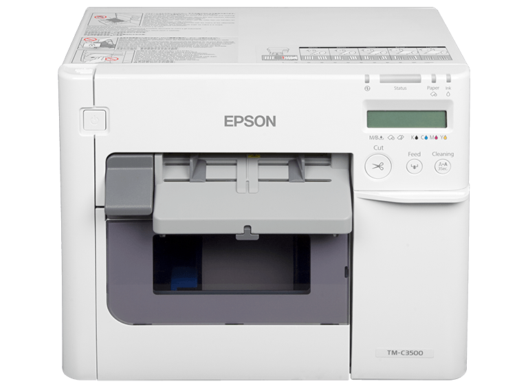 Epson ColorWorks C3500 Frontal.png