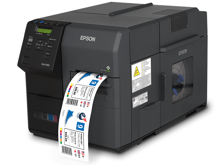 Epson ColorWorks C7500 links Druck.png