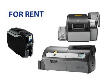 rent a card printer