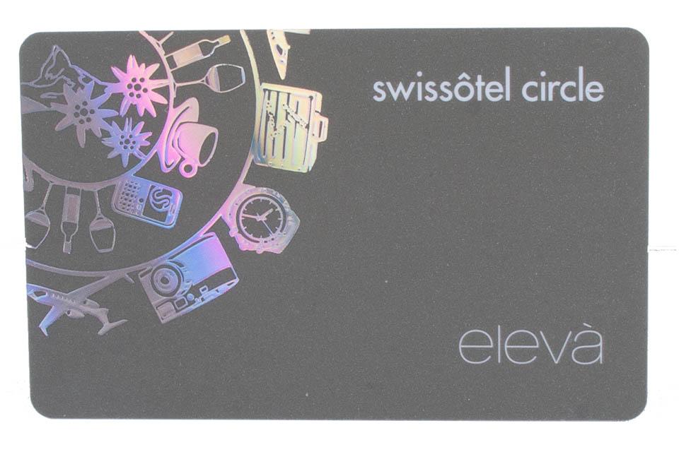 Plastikkarte mit Hotstamp Swissotel Eleva.jpg