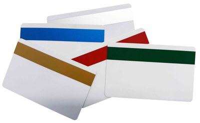 Magnetstreifenkarte Blanko