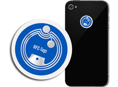 NFC Tags – Stickers with NFC technology