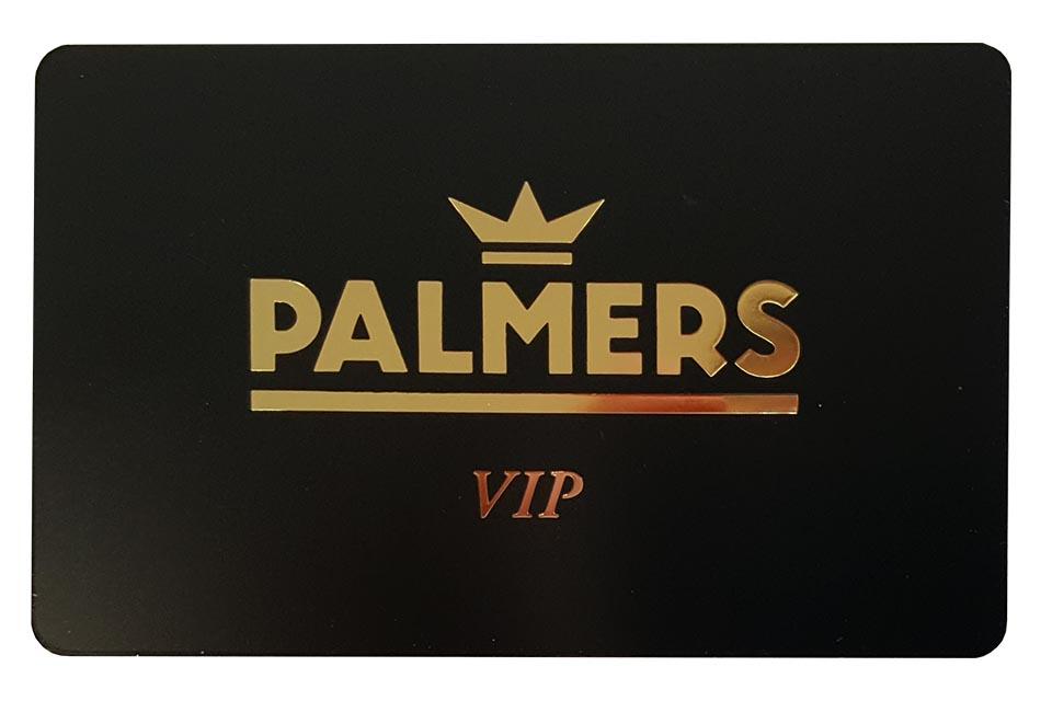 Plastikkarte als Bonuskarte Palmers VIP.jpg