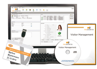 visitor management with Pridento
