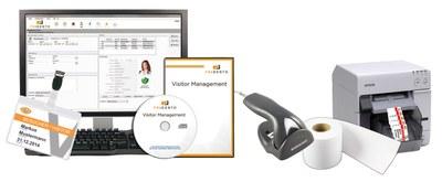 Pridento-Set: Software, Drucker,Scanner und Verbrauchsmaterial