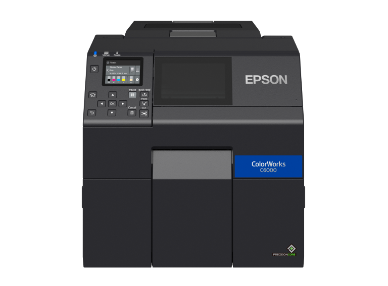 Epson ColorWorks C6000 frontal