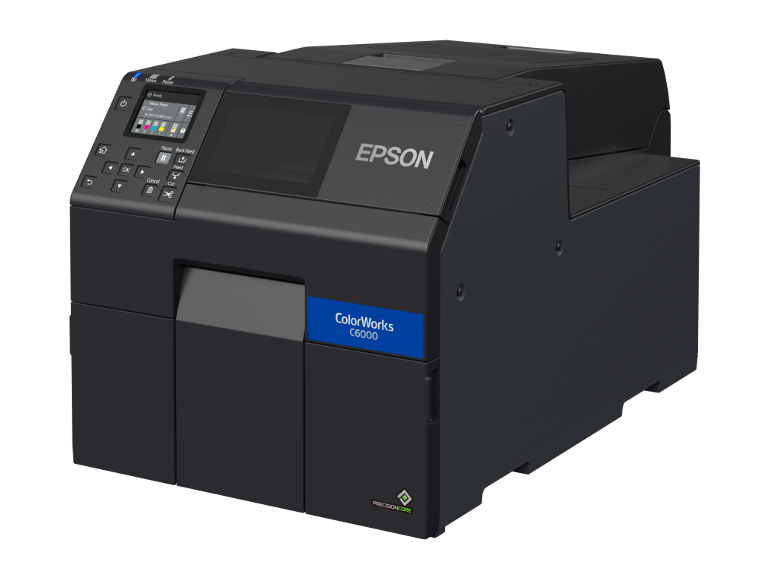 Epson ColorWorks C6000 links