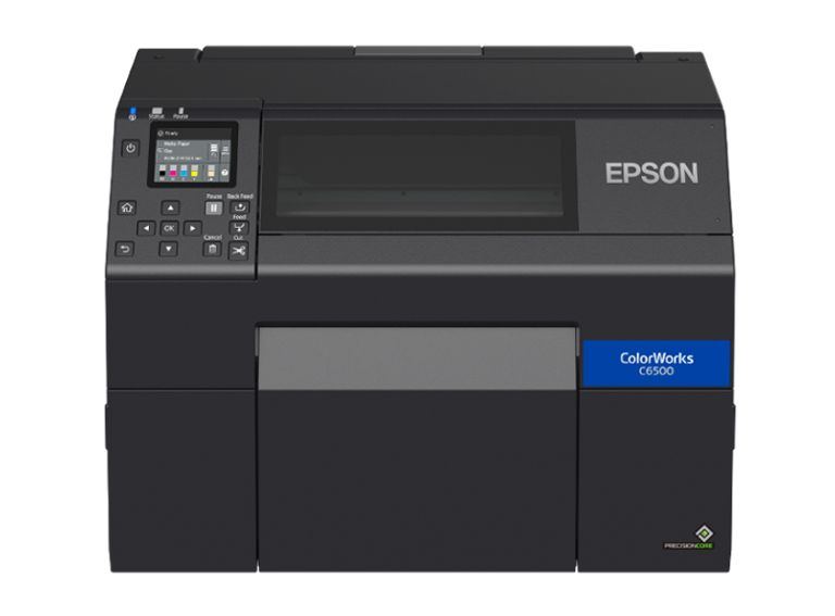 Epson ColorWorks C6500 frontal