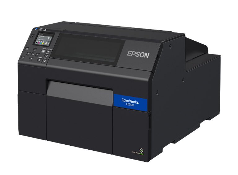 Epson ColorWorks C6500 links