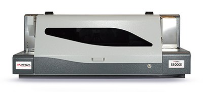 Matica S5000E für bis zu 500 Karten pro Stunde