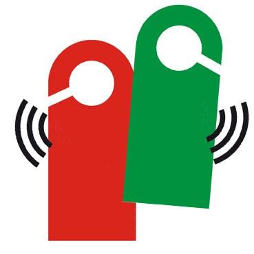 RFID Sonderform  Anhänger Autospiegel