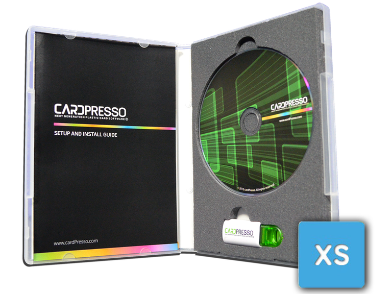 Kartendruck-Software cardPresso