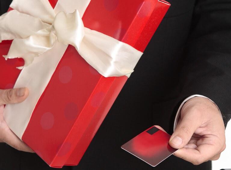 Geschenkkarten-Systeme