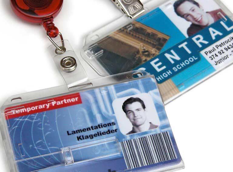 Kartenhalter / Ausweishüllen