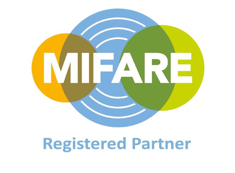 MIFARE Registered Partner Logo