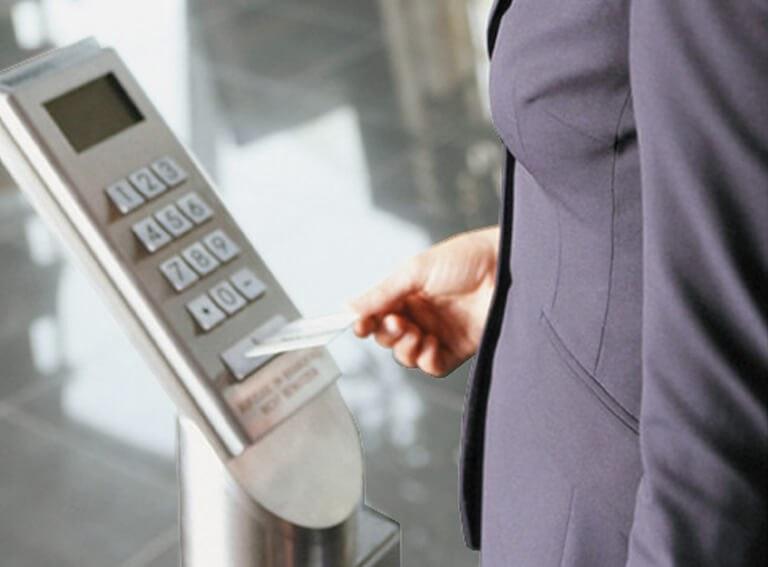 RFID-Zutrittssysteme