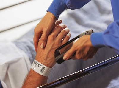 Wristband printers for patient wristbands