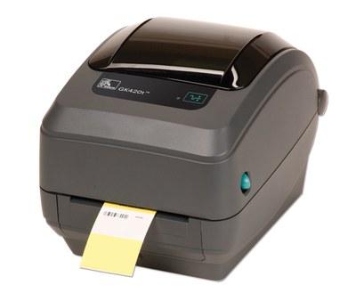 wristband printer Zebra GK 420T