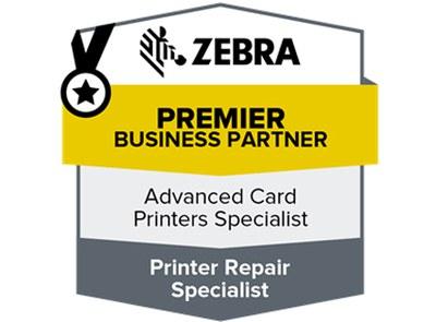 certificate Zebra Card Specialist