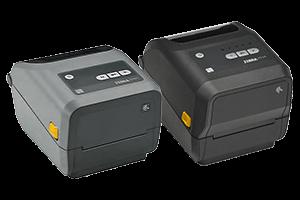 Zebra ZD420c und Zebra ZD420t - Thermotransfer