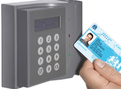 Access control with RFID technology