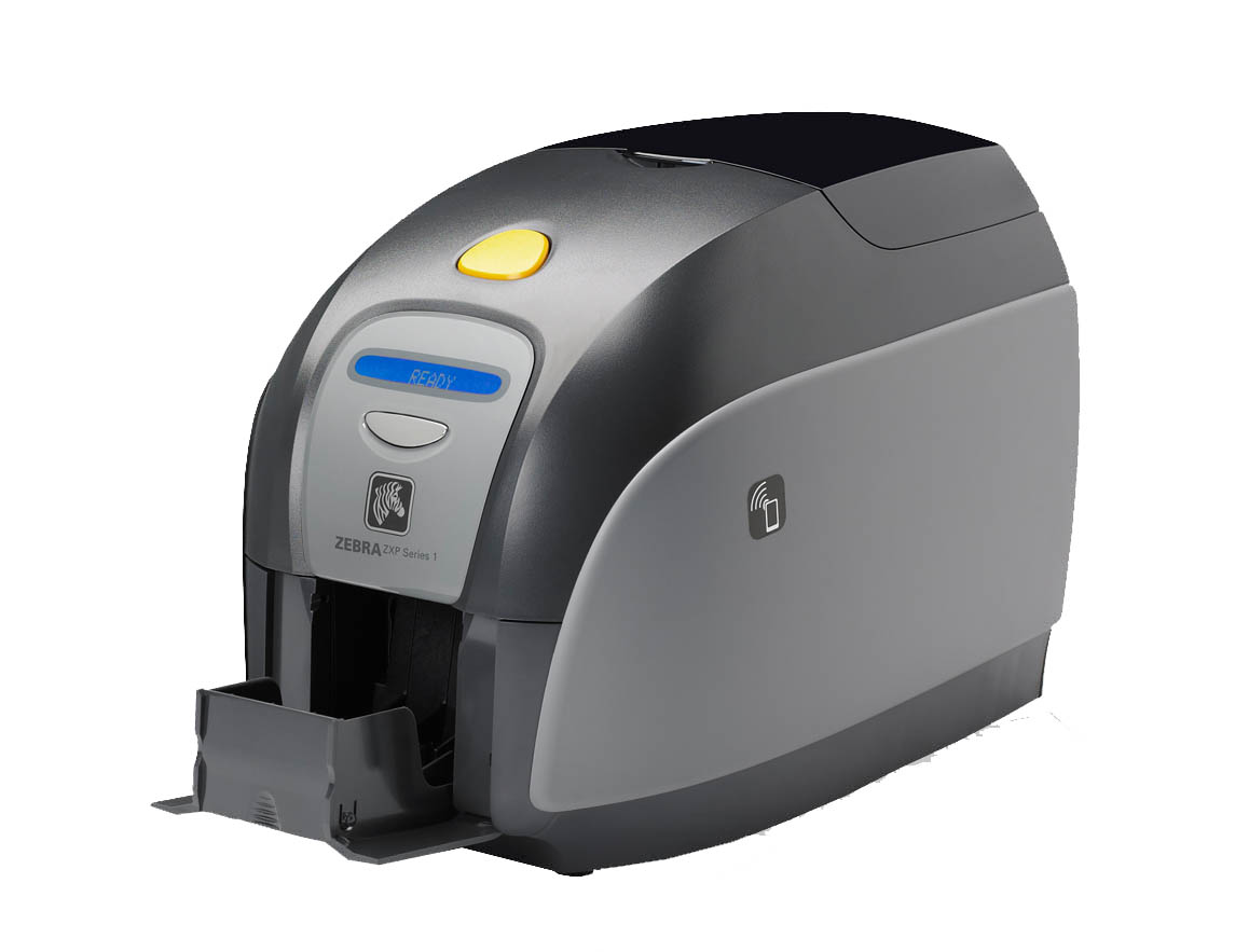 Zebra ZXP Series 1 - Kartendrucker einseitiger Druck